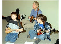 International Bluegrass Music Museum Saturday Lessons Program