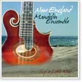 New England Mandolin Ensemble - Sip a Little New
