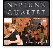 Neptune Quartet - Live at Poppycocks