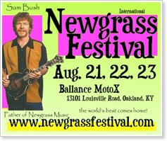 1st International Newgrass Festival - Bowling Green, Kentucky