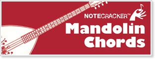 Notecracker: Mandolin Chords from Hal Leonard Publishing