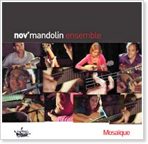 Nov' Mandolin Ensemble - Mosaique