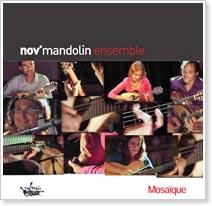 Nov' Mandolin Ensemble - Mosaique