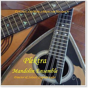 Plektra - Mandolin Ensemble