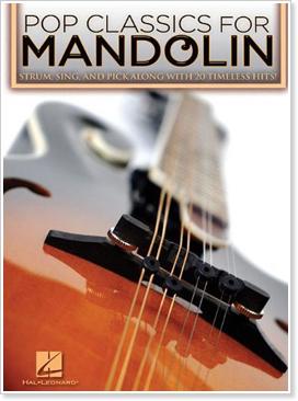 Bobby Westfall - Pop Classics For Mandolin