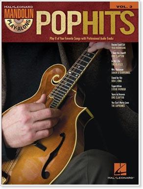 Pop Hits: Mandolin Play-Along Volume 3