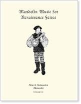Mandolin Music for Renaissance Faires