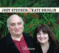 Return - Jody Stecher and Kate Brislin, from 2010. Click to purchase.