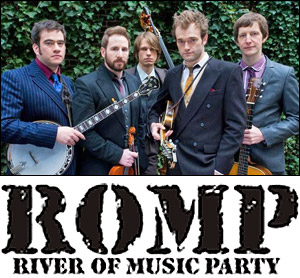 ROMP - River of Music Party Bluegrass Roots & Branches Festival