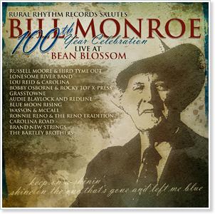 Bill Monroe 100th Year Celebration - Live at Bean Blossom