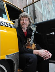 Sam Bush with