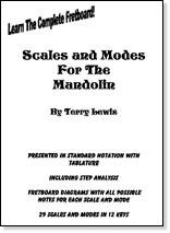 Learn The Mandolin Fretboard Through Scales and Modes