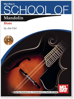 School of Mandolin - Blues, by Joe Carr