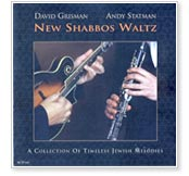 New Shabbos Waltz - Andy Statman and David Grisman