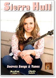 Sierra Hull's Instructional DVD from AcuTab