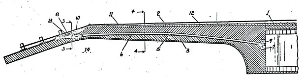 Ted McHugh's truss rod patent of 1922