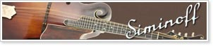 Roger Siminoff Banjo & Mandolin Parts