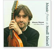 Simon Mayor - Music From A Small Island