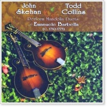 John Skehan & Todd Collins Perform Mandolin Duets of Emanuele Barbella