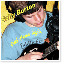 Solly Burton - Back Home Again