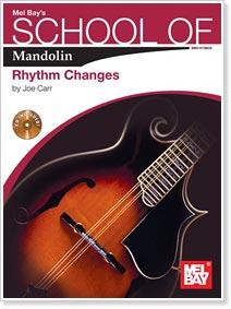 School of Mandolin: Rhythm Changes Book/CD Set