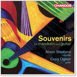 Alison Stephens - Souvenirs For Mandolin & Guitar