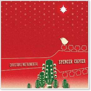 Spencer Capier - Christmas Instrumentals