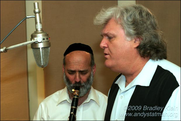Andy Statman and Ricky Skaggs