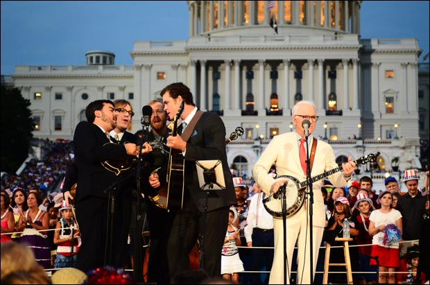 Steep Canyon Rangers with Steve Martin