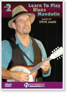 Learn To Play Blues Mandolin, Vol. II
