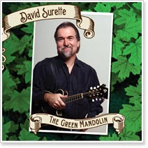 David Surette - The Green Mandolin