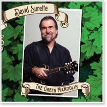 David Surette - The Green Mandolin