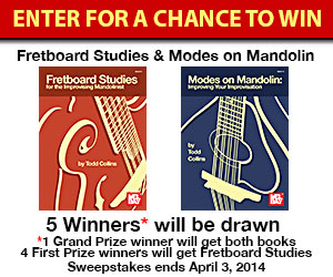 Enter to win at MelBay.com