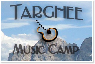 10th Annual Targhee Music Camp, August 3-6, 2015 at the Grand Targhee Ski Resort, Alta, Wyo.