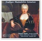 Frances Taylor - Italian Mandolin Sonatas