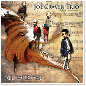 The Joe Craven Trio - All Four One