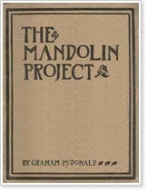 The Mandolin Project - Graham McDonald