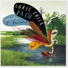 Chris Thile - Bach: Sonatas & Partitas 1