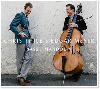 Chris Thile and Edgar Meyer�s Bass & Mandolin released September 9, 2014