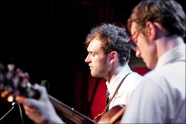 Chris Thile and Michael Daves in concert