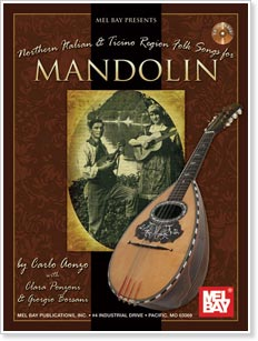 Northern Italian and Ticino Region Folk Songs for Mandolin