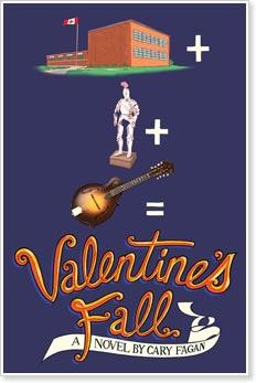Valentine's Fall - a Novel by Cary Fagan