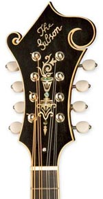 Limited Edition Gibson Victorian F-style Mandolin. Click to enlarge. Photo credit: gibson.com.