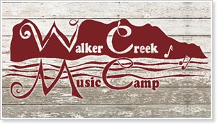 Walker Creek Spring Music Camp - April 11-14, 2014