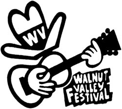Walnut Valley Festival - Winfield, Kansas