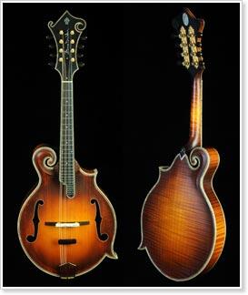 Weber 10 Anniversary Mandolin