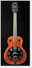 Weber Resophonic Guitar - click image to enlarge