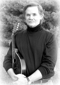 Vermont based jazz mandolinist Will Patton